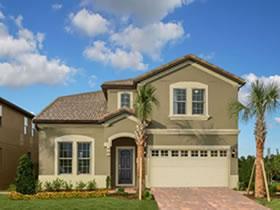 Casa de Férias em Resort Condominio Windsor at Westside - Orlando - 8 quartos / 6 banheiros $441,990