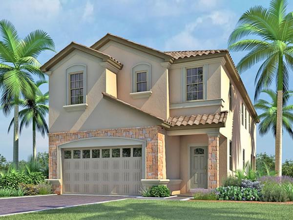 Casa de F�rias em Resort Condominio Windsor at Westside - Orlando - 7 quartos / 5 banheiros $411,990