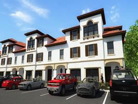 Nova Casa de Férias Mobiliada com Piscina Particular em Crystal Ridge Resort - Orlando - 4 quartos $299,000