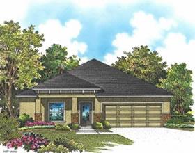 Casa Nova com 3 Quartos a Venda em Orlando $199,999