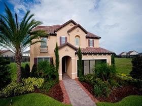 Nova Casa de Férias em Orlando - 7 Quartos com Piscina Particular $409,000