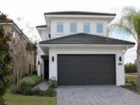 Casa Nova de Luxo com 5 Quartos em Reunion Resort - Kissimmee, Orlando $615,999