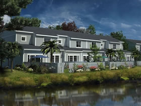 Waterford at Bridgewater - a partir de $300,000