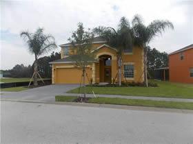 Nova Casa de Ferias em Kissimmee - Watersong Resort - Condominio Fechado - 5 dormitorios com piscina particular $389,140