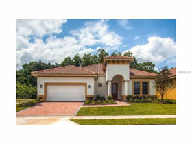 Casa Nova 15 minutos ate Disney em Kissimmee -- Providence Golf and Country Club $349,990