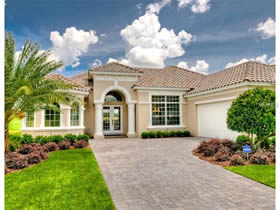 Lancamento - Casa de Luxo dentro condominio de luxo em Kissimmee - Providence Golf and Country Club $410,000