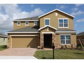 Casa Nova perto de Disney - 5 dormitorios - Davenport / Orlando $267,984