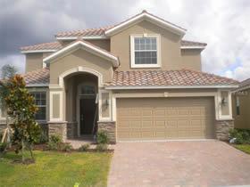 Casarao de Luxo em Condominio Fechado Chique - Davenport / Orlando $298,490