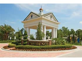 Casa nova em frente campo de golf em condominio de Luxo - Davenport / Orlando $295,000