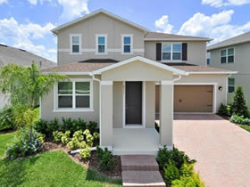 Novo casa com piscina particular em Windermere - Orlando - $429,990