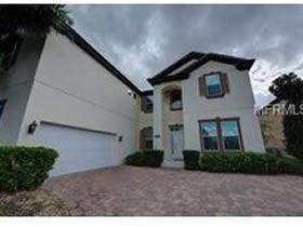 Casarao com piscina particular em windermere - Orlando - 8 dormitorios - $565,000