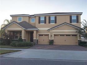 Nova casa - 5 dormitorios - em Windermere - Orlando - $539,000