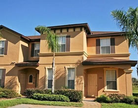 Casa Mobiliado em Orlando dentro Resort Condominio (4 dormitorios) - pode aluga por temporario - $125,000