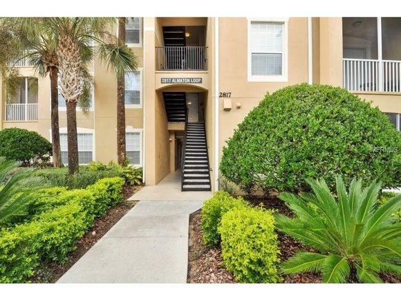 Apartamento Mobiliado em Orlando dentro Resort Condominio - tem administracao para fazer aluguel temporario - $170,000