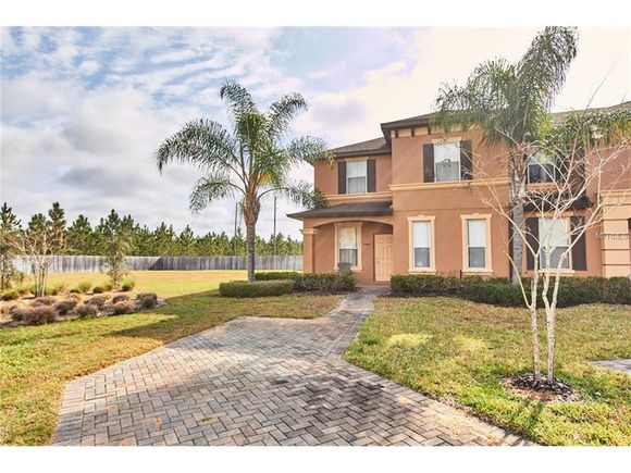 Townhouse Mobiliado 4 dormitorios em Regal Palms Resort - Davenport - Orlando- $134,900