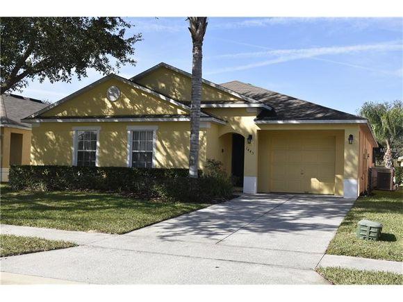 Casa em Orlando com Piscina Particular - podee fazer aluguel tempor�rio $178,500