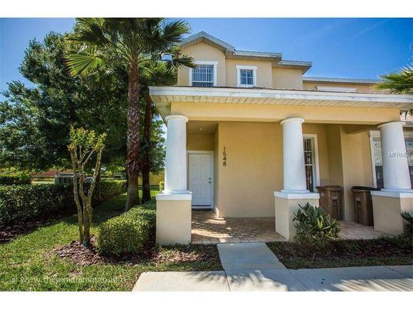 Melhor neg�cio em Orlando - Townhouse com 3 suites e Piscina Particular - $139,000