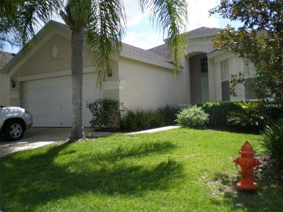 Casa com Piscina Particular e mobiliado- perto dos Parques em Orlando - $219,950