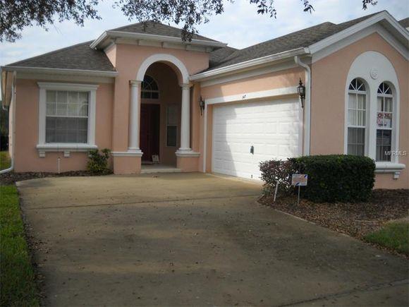 Casa de F�rias Mobiliado c/ Piscina Particular em Calabay Parc - Orlando - $215,000