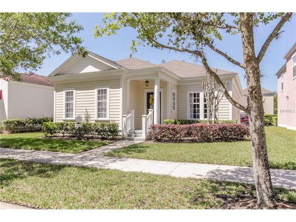 Casa em Celebration - Orlando - bairro criado pela Disney -  $330,000