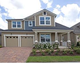 Nova Casa em Kissimmee - Orlando pronto para morar - $291,851