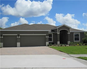 Nova Casa em Winter Haven - Orlando - $252,999