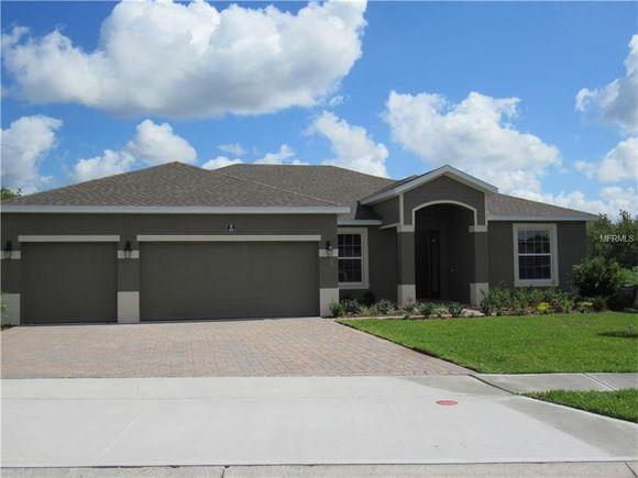 Nova Casa em Winter Haven - Orlando - $252,999