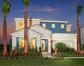 Casa Nova Mobiliado em Bellavida Resort - Kissimmee - $682,215