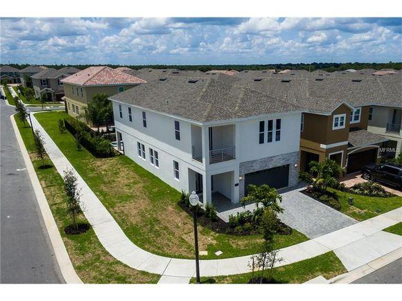 Mans�o Novo 8 dormit�rios com piscina em Reunion Resort - Kissimmee / Orlando - $599,000