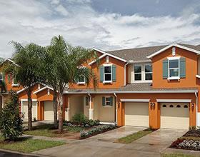 Townhouse Novo Mobíliado em Kissimmee - Compass Bay - Pronto para Aluguel Temporário - 4 dormitórios (2 suítes)