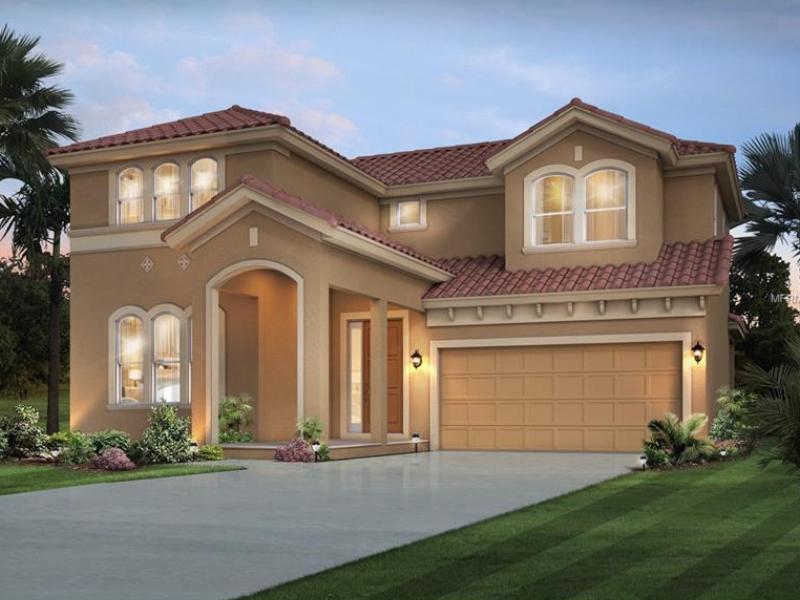 Nova Casa De Ferias com Piscina Particular no Watersong Resort - Orlando - $332,160