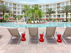Melia Condo Hotel Apto Mobiliado 2 Dormitórios em Celebration - Orlando - $148,000