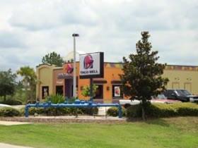 Loja Comercial Taco Bell em Tampa na Flórida $975,000